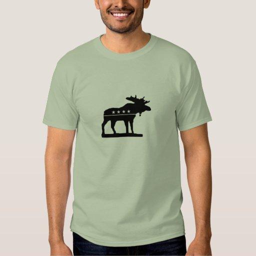 Bull Moose Party T Shirt