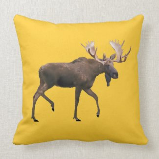 Bull Moose Pillows