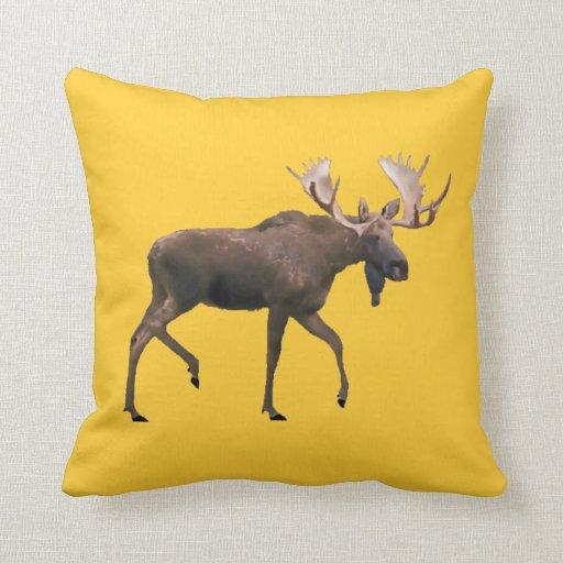 Bull Moose Pillows