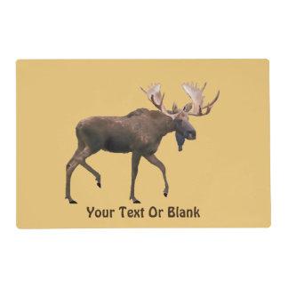 Bull Moose Placemat