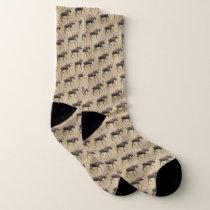 Bull Moose Socks