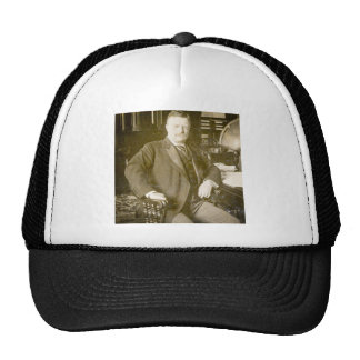 Bull Moose Teddy Roosevelt Vintage Trucker Hat