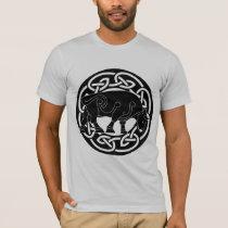 Bull of Prosperity - Knotwork T-Shirt