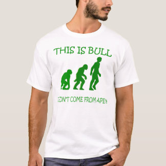 BULL ON THIS T-Shirt
