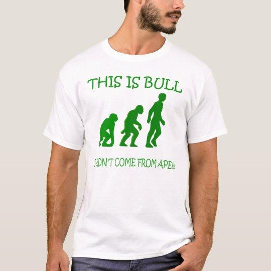 BULL ON THIS T-Shirt