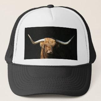 Bull or cow cap