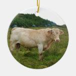 Bull Ornamento Para Arbol De Navidad