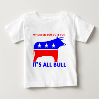 Bull Party Baby T-Shirt
