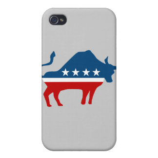 BULL PARTY iPhone 4/4S CASE