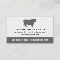 Bull - Personal Business Card