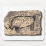 Bull-piedra Alfombrilla De Raton