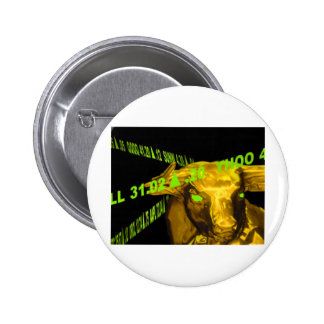 Bull Pin Redondo De 2 Pulgadas
