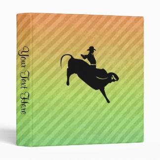 Bull Rider Binder