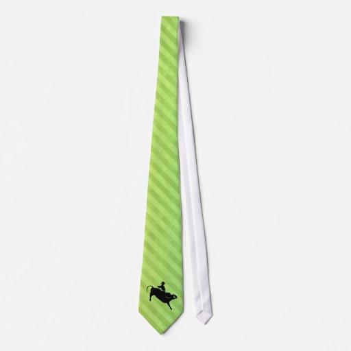Bull Rider Tie