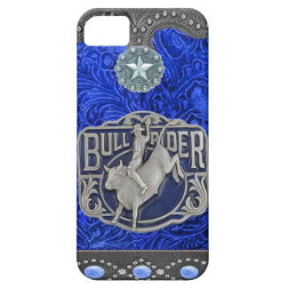 """Bull Rider"" Western Rodeo IPhone 5 Case"