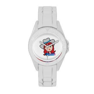 Bull Rider Wrist Watches