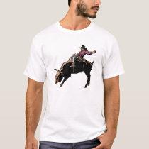 Bull Riding T-Shirt