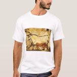 Bull', rojo Lascaux, Dordogne_Art de la antigüedad Playera