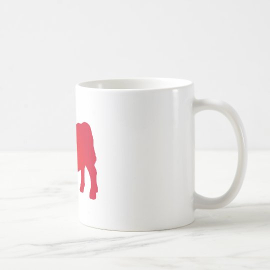 Bull see Red Coffee Mug