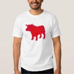 Bull see Red T-shirts