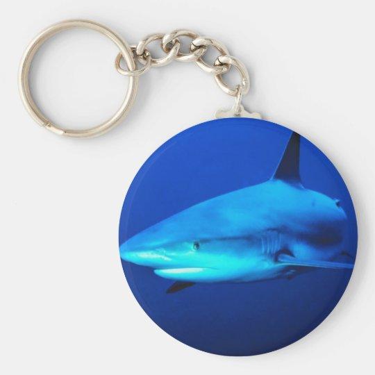 Bull Shark Keychain