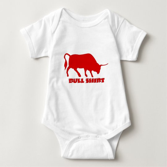 Bull Shirt. Funny and mildly rude t-shirt