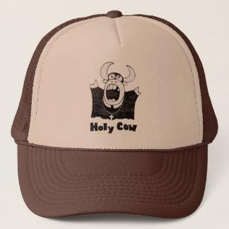 Bull Shirt | Holy Cow ! Its A Bull Shirt ! Trucker Hat