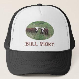 Bull Shirt Trucker Hat