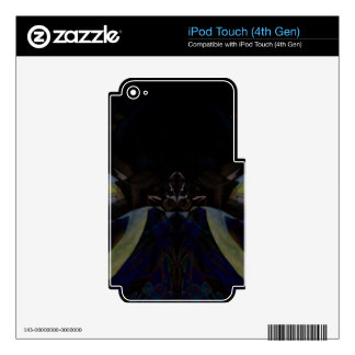 Bull Skin For iPod Touch 4G