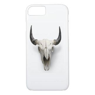 Bull Skull Phone Case