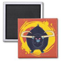 Bull Smiling Magnet