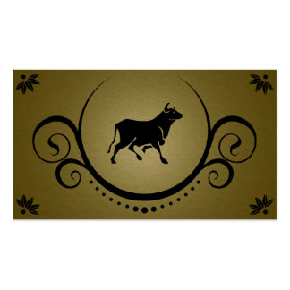 bull sophistications business card