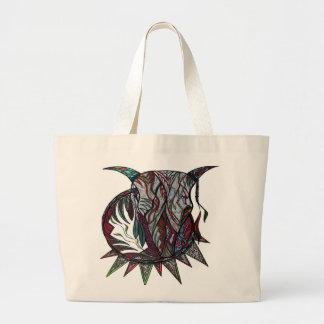 Bull Spirit Jumbo Tote Bag