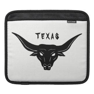 BULL—Strength of Texas ☼ iPad Sleeve