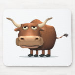 Bull Tapetes De Raton