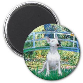Bull Terrier 1 - Bridge Magnet