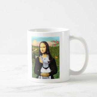 Bull Terrier 1 - Mona Lisa Coffee Mug