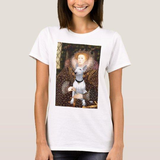 Bull Terrier 1 -= Queen T-Shirt