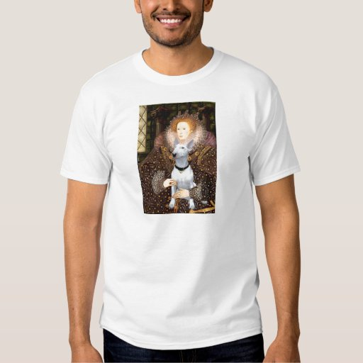 Bull Terrier 1 -= Queen Tee Shirt