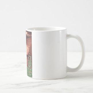 Bull Terrier 1 - Seated Angel Coffee Mug
