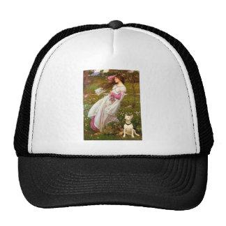 Bull Terrier 1 - Windflowers Trucker Hat