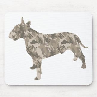 Bull terrier alfombrillas de ratones