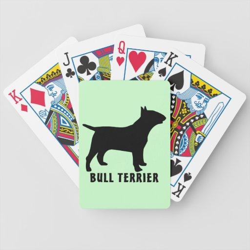 Bull terrier barajas