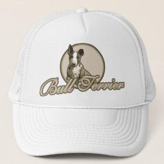 Bull Terrier BETTY Trucker Hat