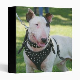 Bull Terrier Binder