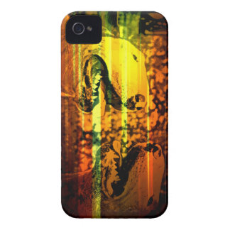 Bull terrier brothers iPhone 4 case