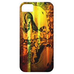 Case-Mate Vibe iPhone 5 Case with Bull Terrier Phone Cases design
