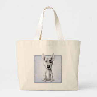 Bull Terrier BULLT1 Jumbo Tote Bag