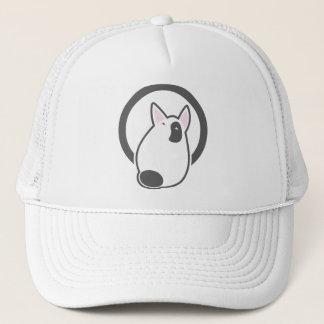 Bull Terrier - bully_illu_3c Trucker Hat
