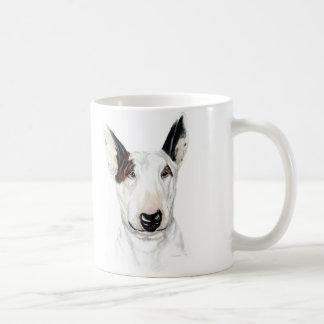 Bull Terrier Bust Mug